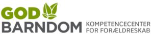 God Barndom logo