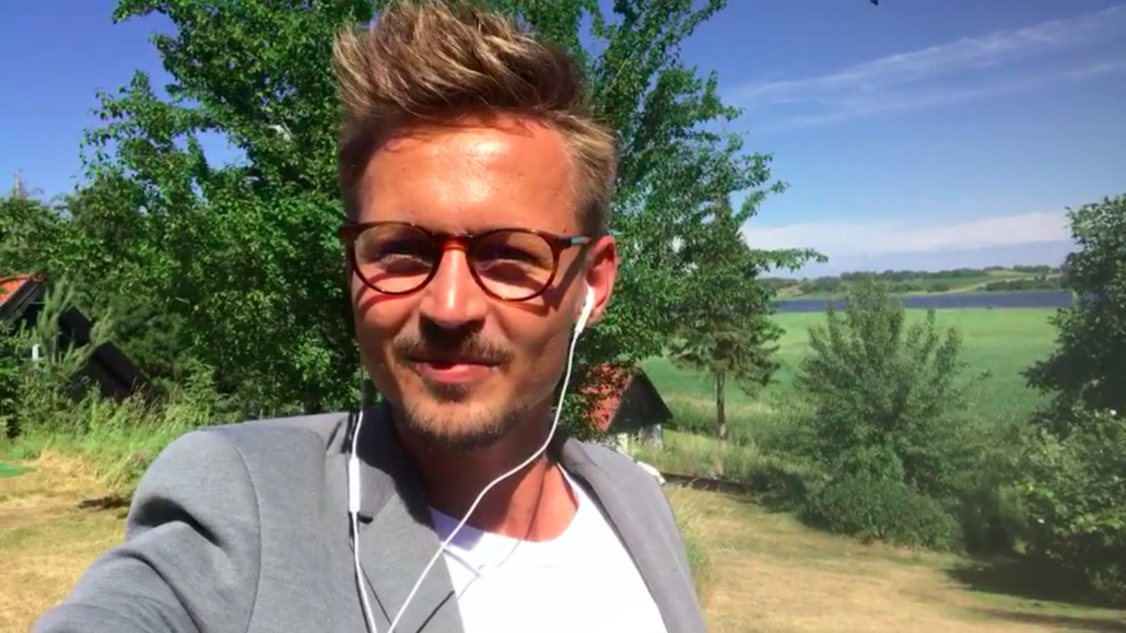 5 inspirerende profiler der bruger video - Lasse Bonde